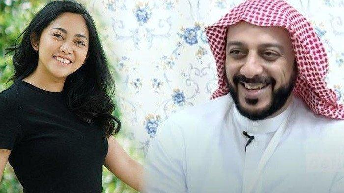 PILU Rachel Vennya Kenang Syekh Ali Jaber, Pesan Ini Bikin Tangisnya Pecah, Bahas Soal Hijab