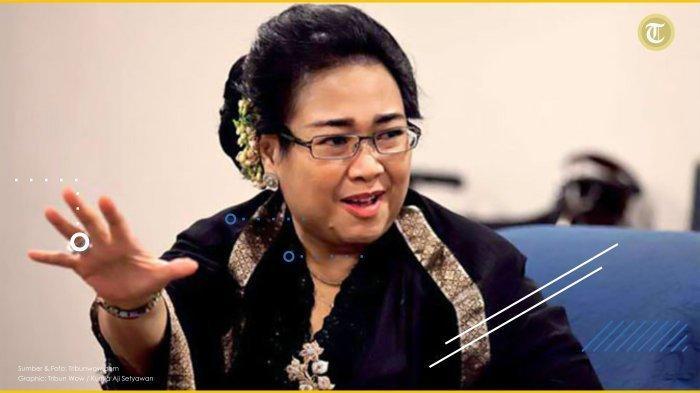 PROFIL Rachmawati Soekarnoputri, Anak Ketiga dari Ir Soekarno yang Meninggal Karena Covid-19