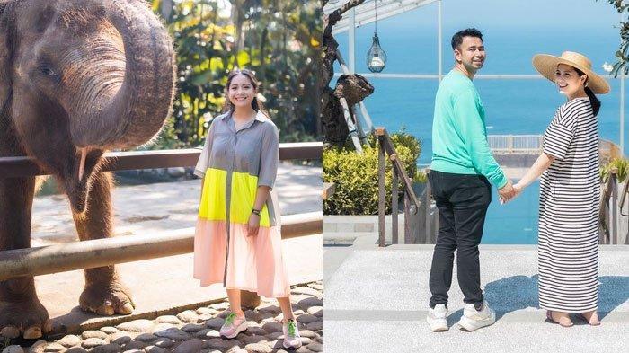 Seru dan Romantis, Intip Liburan Raffi Ahmad & Nagita Slavina di Bali, Gigi Ngidam Temui Hewan Ini