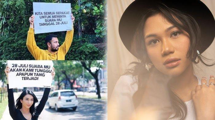 SOSOK Amindana Chinika, Penyanyi yang Buat Raffi Ahmad Turun ke Jalan, Cara Promosinya Banjir Kritik