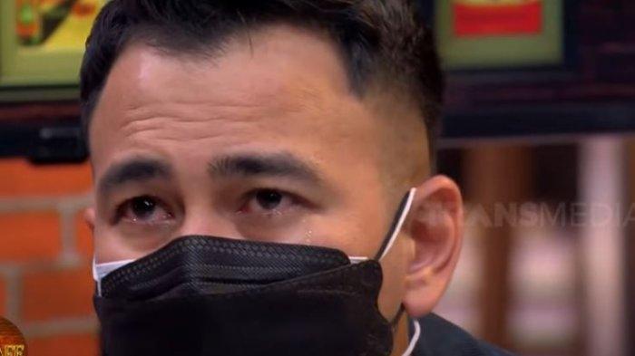'Saya Takut Pak Ustaz', Tangis Raffi Ahmad Dosanya Dibongkar, Suami Nagita Diminta Salat Taubat
