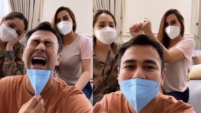 Momen Nagita Slavina Saat Bertemu Nita Thalia, Raffi Ahmad Kegirangan 'Cuma Gue Yang Bisa Kayak Ini'