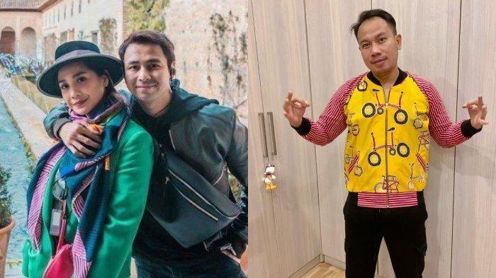 Vicky Prasetyo Bongkar Curhatan Raffi Ahmad, Rasakan Perbedaan Nagita Slavina, Benarkah Hamil Muda?