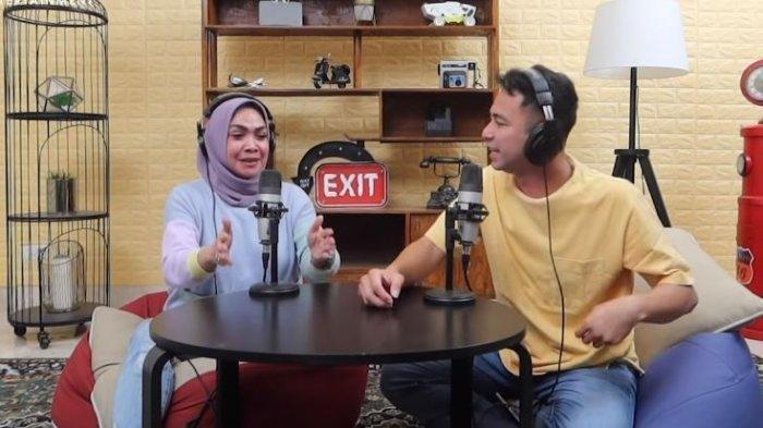 Raffi Ahmad singgung Mama Rieta Amilia soal pendamping