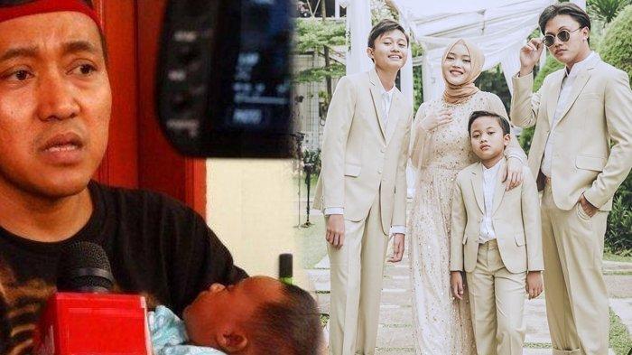 TAK KEBAGIAN Harta Lina, Teddy Tak Kehabisan Akal, Anak Sule 'Ditodong' Rp 500 Juta untuk Bintang