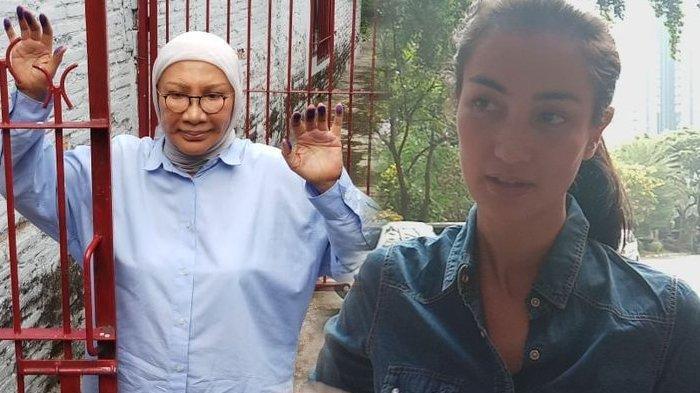 Hari Ini Ratna Sarumpaet Dinyatakan Bebas Bersyarat, Atiqah Hasiholan: Pokoknya Gue Happy Lah