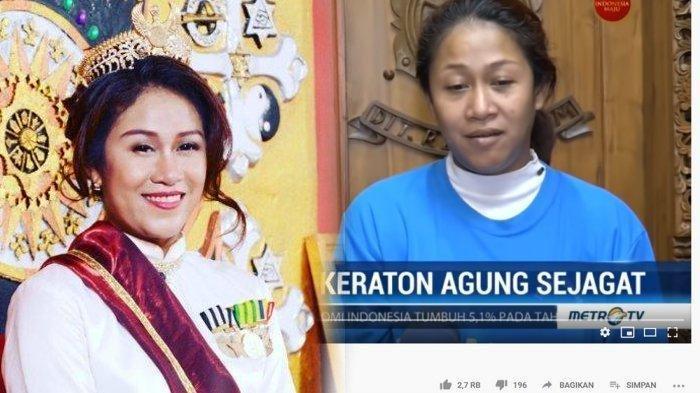 Nasib Pilu Fanni Aminadia Ratu Keraton Agung Sejagat, di-Bully Penghuni Lapas, Dikabarkan Depresi