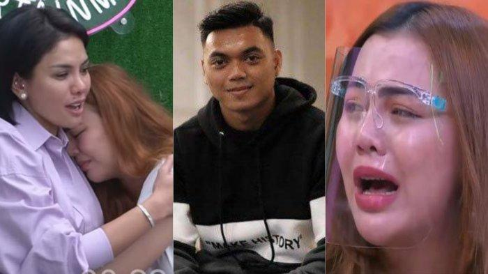TANGIS Ratu Nabila Ngaku Dicekik Alfath Saat Hamil, Nikita Mirzani Pasang Badan: Mau Penjarain Dia?