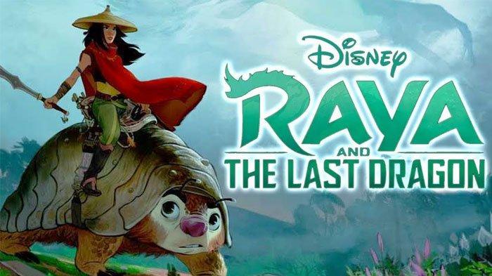 Raya and The Last Dragon, Film Animasi Terbaru Disney yang Siap Tayang 2021, Simak Sinopsisnya