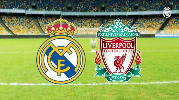 HASIL PERTANDINGAN Liga Champions Real Madrid vs Liverpool Tadi Malam, The Reds Dilibas Los Blancos