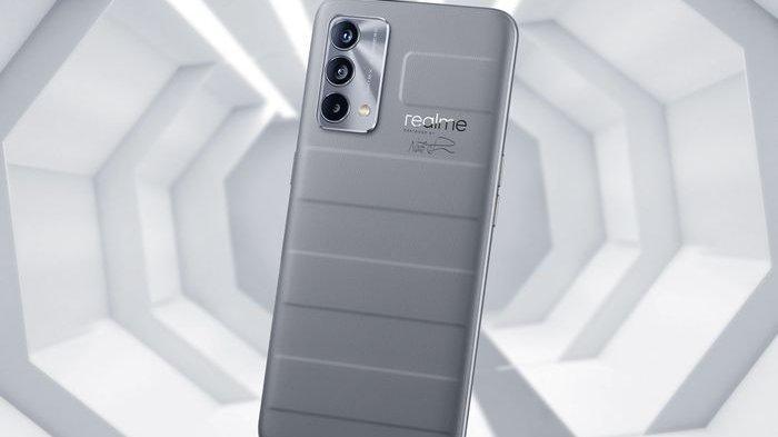 HARGA Realme GT Master Edition di Indonesia, HP 5G Flagship Killer, Cek Juga Spesifikasi Lengkapnya