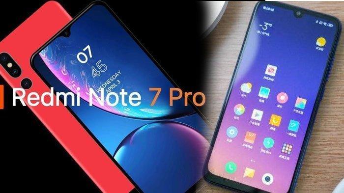 Spesifikasi & Harga Pasar Online Xiaomi Redmi Note 7 Pro, Siap Update Android 10