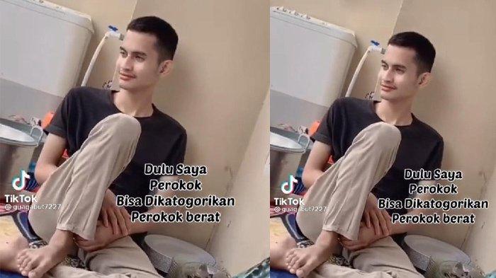 Reihan Helmi sebelum jatuh sakit dan koma akibat begadang dan merokok