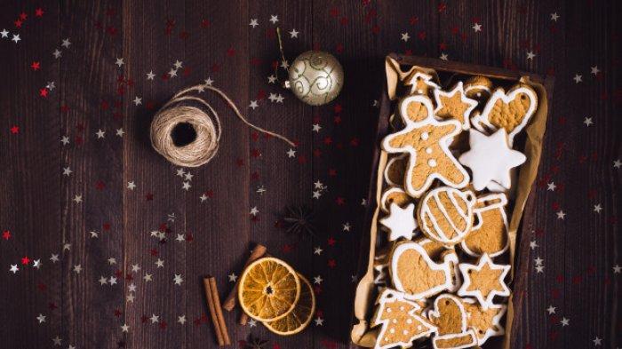 RESEP Gingerbread Cookies, Kue Jahe Khas Natal Mudah Dibuat, Bisa Hangatkan Tubuh di Kala Dingin