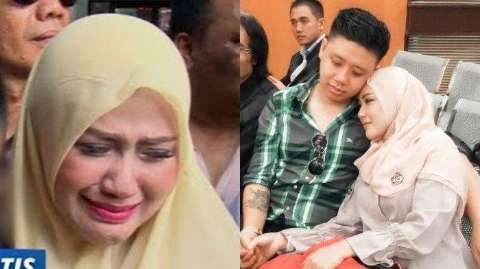 Rey Utami ungkap Pablo Benua sempat ucap cerai dan ketahuan dijenguk wanita lain