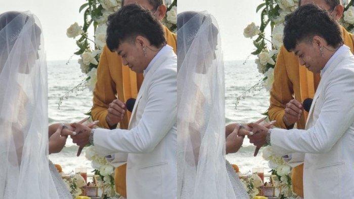Deretan Potret Romantis Pernikahan Reza Arap - Wendy Walters di Bali, Arief Muhammad Menyesal Absen