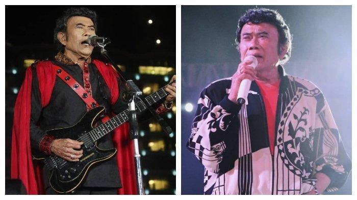 Kisah Rhoma Irama Dakwah Lewat Musik, Dilempari Sandal Gegara Ucap Salam di Konser: Saking Tabunya