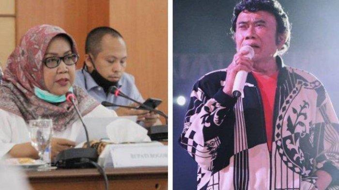 Fakta Rhoma Irama Nyanyi di Acara Khitanan, Akan Diperiksa Polisi hingga Kekecewaan Bupati Bogor