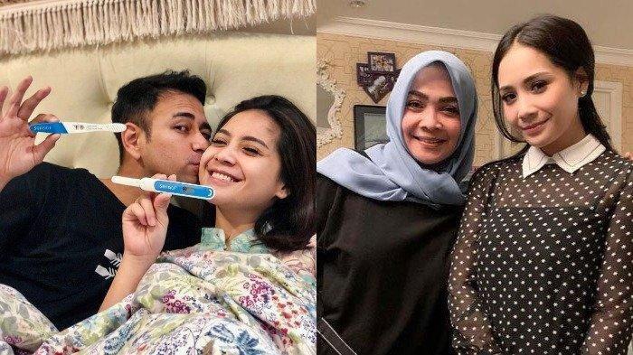 Wejangan Rieta Amilia untuk Nagita yang Tengah Hamil, Minta Istri Raffi Ahmad Stop Kebiasaan Ini