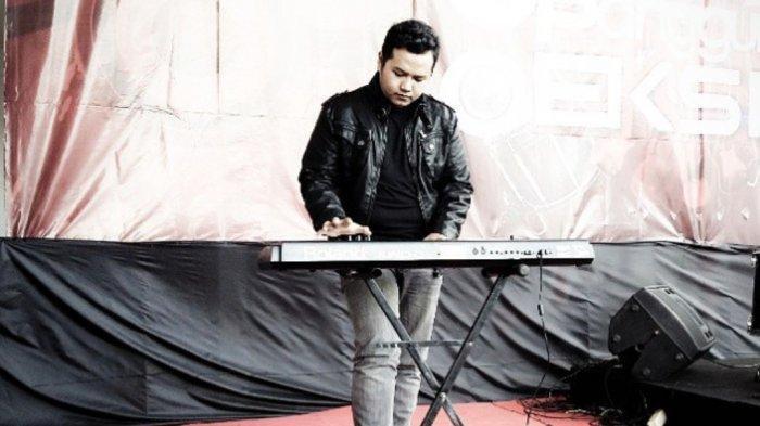 Rixx, keyboardis Band Dadali semasa hidup