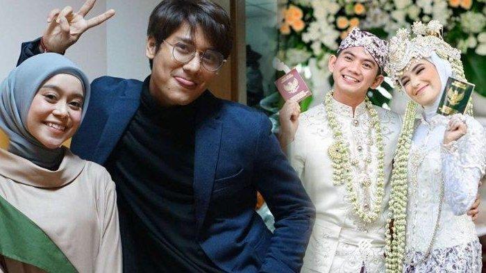 Rizky Billar & Lesti Kejora Menikah, Ini Perjalanan Cinta Mereka, dari Sama-sama Ditinggal Nikah