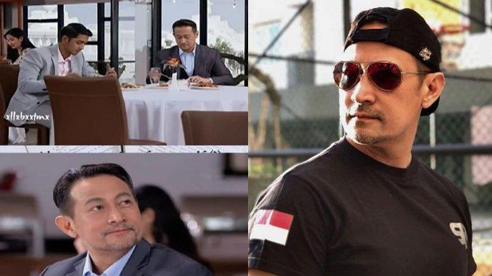 Rommy Sulastyo, pemeran Hartawan di sinetron Ikatan Cinta.