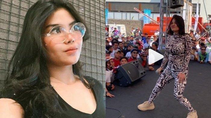 Rosa Meldianti pedangdut keponakan Dewi Persikk.