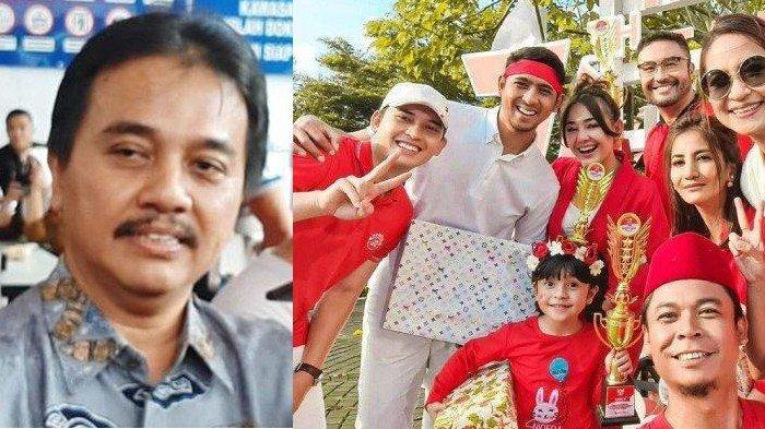 Roy Suryo Kritik Sinetron Ikatan Cinta Episode HUT RI, Lapor KPI, Soroti Adegan Ini: Kurang Tepat