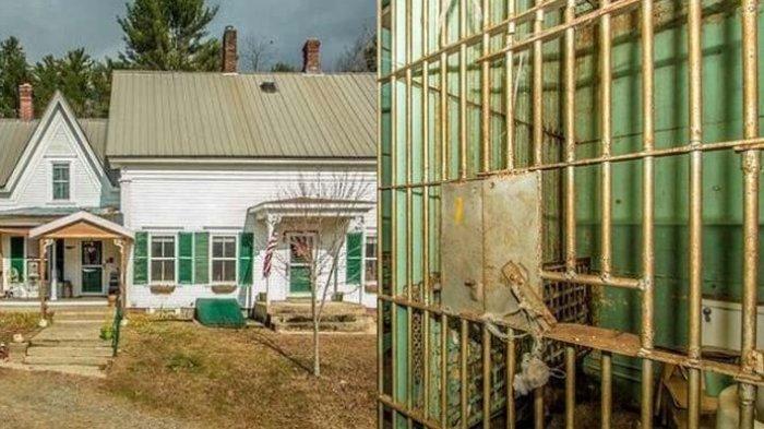 KENGERIAN di Bawah Tanah Rumah Seharga Rp 2 Miliar, Ternyata Berjajar Jeruji Besi Penjara Manusia