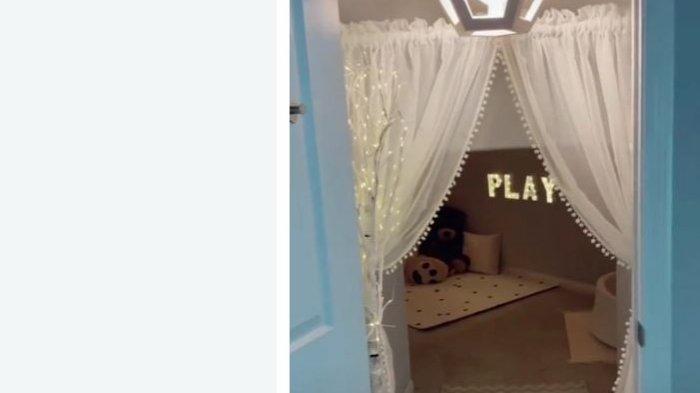 Ruangan rahasia dibuat wanita ini untuk anak-anaknya
