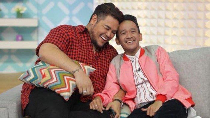 Bersahabat selama 17 Tahun, Ruben Onsu Pernah Dibenci Ivan Gunawan, Ternyata Gegara Panggilan Ini