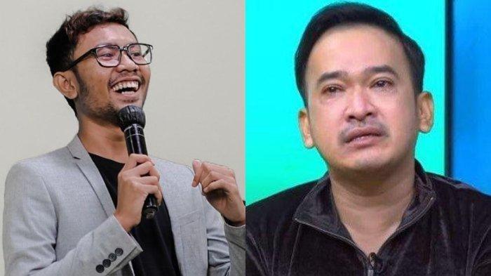 Materi Soal Betrand Peto Dipermasalahkan Ruben Onsu, Ridwan Remin: 'Mau Serius Apa Main-main Nih?'