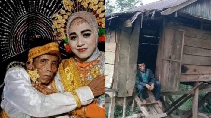 Ira Dituduh Matre Mau Dinikahi Kakek 58 Tahun, Ternyata Kakek Bora Hidup Sederhana di Rumah Kayu Ini