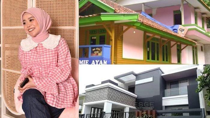 KONTRAS dengan Sekarang, Rumah Lama Lesti Kejora Ada Gerobak Mie Ayam di Depan, Kini Mewah Moderen
