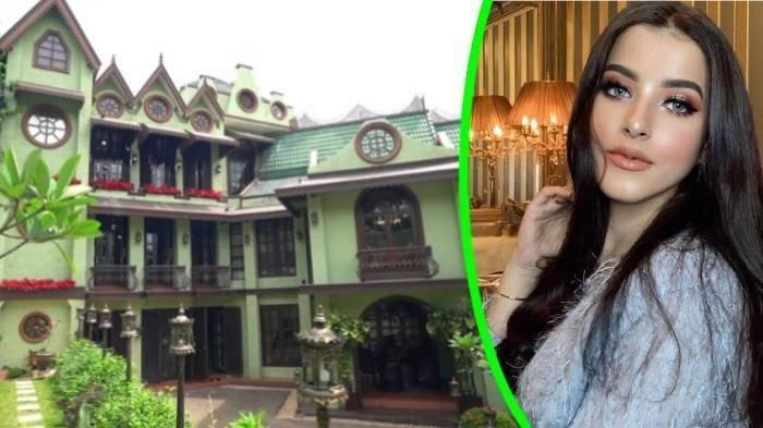 Megah dan Mewah, Intip Rumah Tasya Farasya, Bergaya Kastil Bak Disneyland, Simak Fakta-faktanya