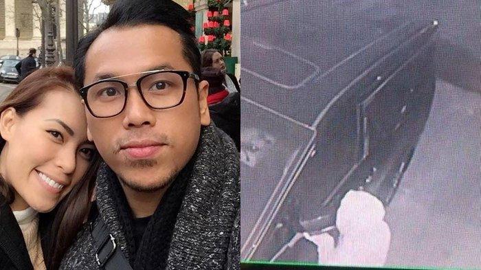 Rumah Sammy Simorangkir Nyaris Kemalingan, Gerak-gerik Pencuri Spion Mobil Terekam CCTV