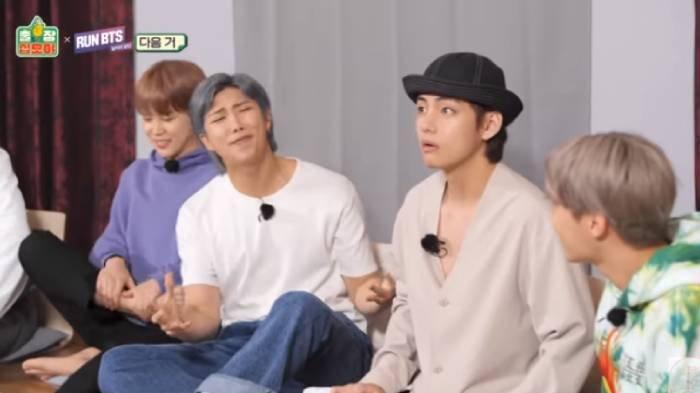 Bocoran & Trailer RUN BTS Episode 141, Anggota Bangtan Rebutan Menebak Lagu dan Film Legendaris