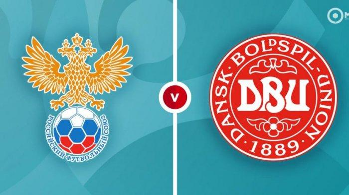 PREDIKSI Pertandingan Rusia vs Denmark Euro 2020, Misi Berat Simon KjaerCs Lolos Babak 16 Besar