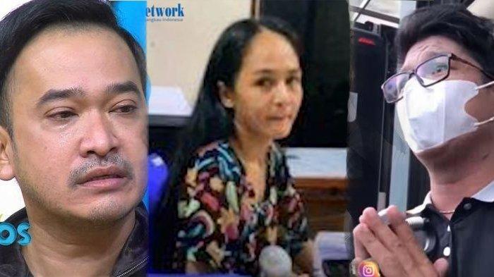 Caca Tersandung Narkoba, Andika Mahesa Minta Maaf ke Ruben Onsu, Beberkan Kebaikan Suami Sarwendah