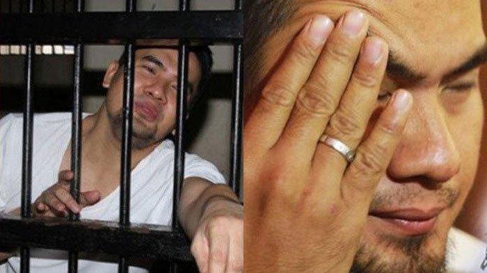 Saipul Jamil di penjara tak ada yang jenguk.
