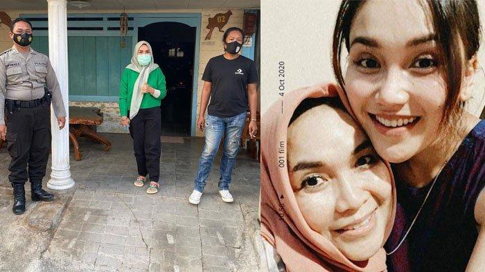 Sakit hati Ayu Ting Ting dan Bilqis dibully, Umi Kalsum datangi rumah haters sambil bawa polisi