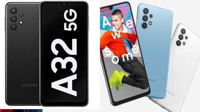 Spesifikasi Samsung Galaxy A32 5G, Ponsel dengan RAM 8 GB hingga Kapasitas Internal Mencapai 1 TB