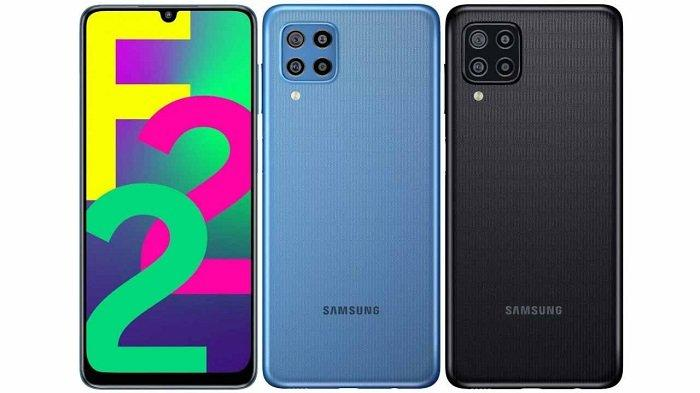 UPDATE Harga HP Samsung Juli 2021 & Spesifikasi Lengkap Galaxy F22, Rp 2 Jutaan, Baterai 6000 mAh