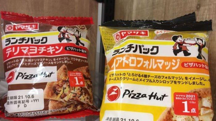 Pizza Hut di Jepang Keluarkan Snack Kemasan dan Menjadi Viral, Ternyata Isinya Bukan Pizza