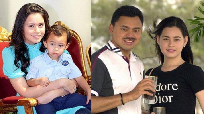 Sarah Salleh masih muda saat menikah