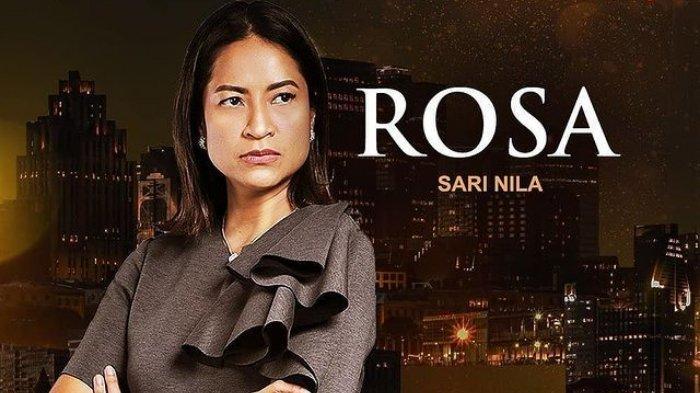 PROFIL Sari Nila Pemeran Mama Rosa di Ikatan Cinta, Model & MC, Dirikan Perusahaan & Geluti Bisnis