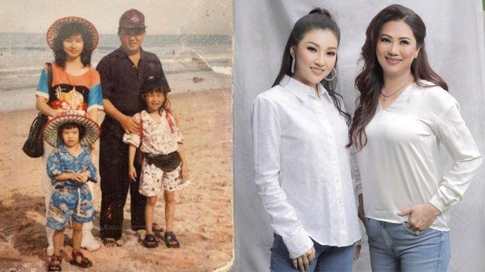 Sarwendah Pamer Foto Masa Kecil, Wajah Cantik Ibu Mertua Ruben Onsu Curi Perhatian, bak Artis Korea