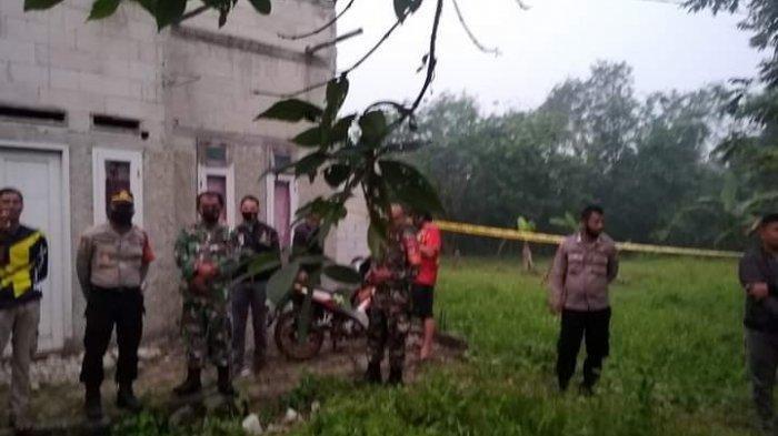 Satu Keluarga Tewas Terpencar dalam Rumah, Balita Tak Bernyawa di Drum, Ayah Ditemukan Gantung Diri
