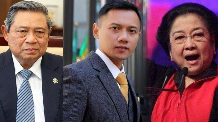 AHY Tak Jadi Menteri, Andi Arief Sebut Megawati Dendam pada SBY & Berimbas ke Anak, Ini Kata PDIP