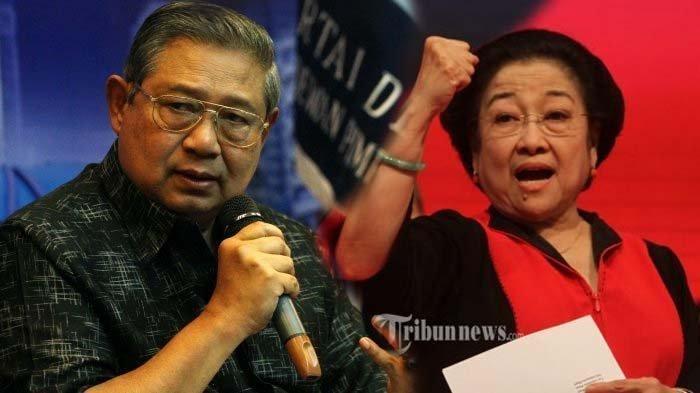 Julukan 'SBY Bapak Bansos' Panaskan Hubungan PDIP Vs Demokrat, Kekalahan Mega vs Manipulasi Pemilu